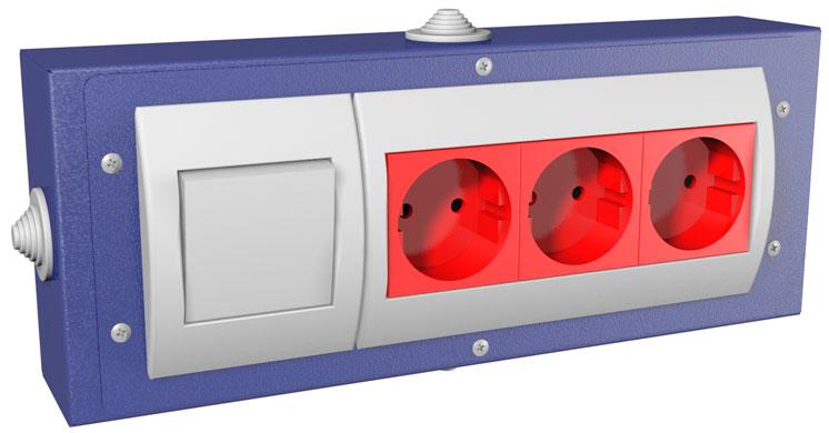 Jelektroblok