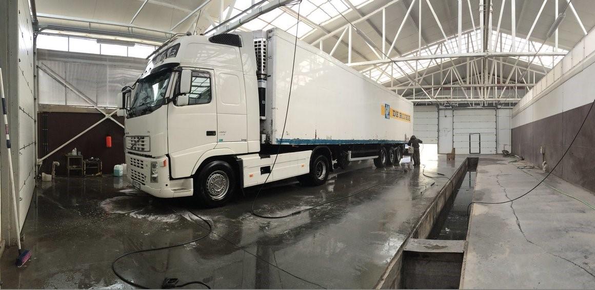купить оборудование для грузового автосервиса